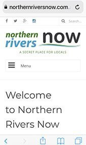 Northern Rivers Now iPhone